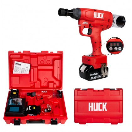 The Huck® Range Force™ Battery Installation Tool